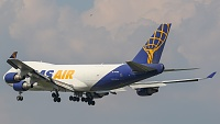 Boeing 747-47UF/SCD - N412MC -