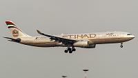 Airbus A330-343 - A6-AFC -