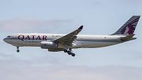 Airbus A330-243F - A7-AFV -