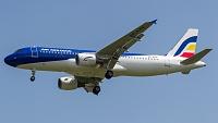 Airbus A320-211 - ER-AXV -