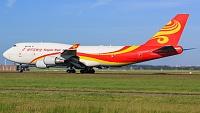 Boeing 747-481(BDSF) - B-2432 -