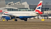 Airbus A320-232 - G-EUUO -