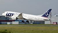 Boeing 787-85D - SP-LRC -