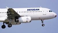 Airbus A320-232 - SX-DGW -