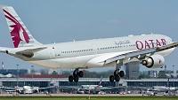 Airbus A330-303 - A7-AEB -