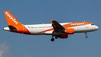 Airbus A320-214 - G-EZTK -