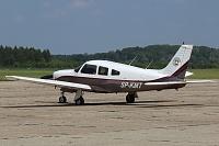 Piper PA-28R-201 Arrow - SP-KMT -