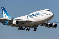Boeing 747-422 - F-HSUN -