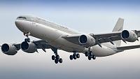 Airbus A340-541 - A7-HHH -