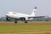 Airbus A300B4-605R - EP-IBD -