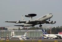 Boeing E-3A Sentry (707-300) - LX-N90451 -