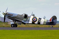 Supermarine 349 Spitfire LF5B - AB910 / RF-D -