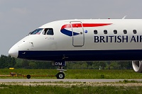 Embraer ERJ-190-100LR 190LR - G-LCYM -