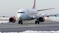 Boeing 737-86J - TC-TJL -