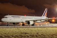 Airbus A321-212 - F-GTAY -