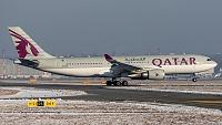 Airbus A330-202 - A7-ACG -