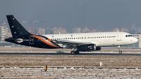 Airbus A320-232 - G-POWM -