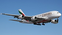 Airbus A380-861 - A6-EUK -
