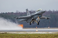Lockheed Martin F-16DJ Fighting Falcon - 4086 -