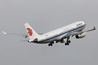 Airbus A330-243 - B-6092 -