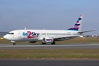 Boeing 737-46J - OM-GTD -