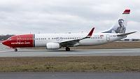 Boeing 737-8JP - LN-NGB -