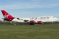 Boeing 747-443 - G-VROM -