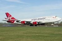 Boeing 747-443 - G-VROS -