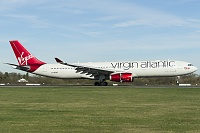 Airbus A330-343 - G-VRAY -