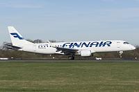 Embraer ERJ-190-100LR 190LR - OH-LKP -