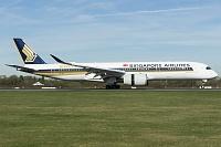 Airbus A350-941 - 9V-SMF -