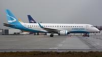 Embraer 190LR (ERJ-190-100LR) - VH-NJA -