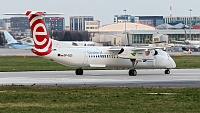 Bombardier Dash 8-Q402NextGen - SP-EQG -