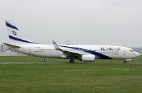 Boeing 737-85P - 4X-EKL -