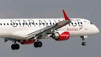 Embraer 195LR (ERJ-190-200LR) - OE-LWH -