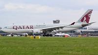 Airbus A330-202 - A7-ACJ -
