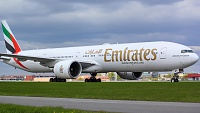 Boeing 777-31H/ER - A6-EBR -