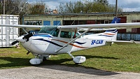 Cessna R172 Hawk XP II - SP-CAM -