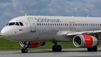 Airbus A320-232 - SE-RJF -