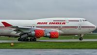 Boeing 747-437 - VT-EVA -