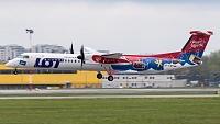 Bombardier DHC-8-402Q Dash 8 - SP-EQH -