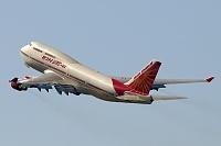 Boeing 747-437 - VT-ESN -