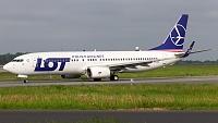 Boeing 737-89P - SP-LWA -