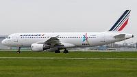Airbus A320-214 - F-GKXI -