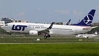 Boeing 737-89P - SP-LWB -