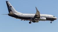 Boeing 737-7BC BBJ - VP-BRT -