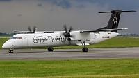 Bombardier DHC-8-402 Q400 - OE-LGO -