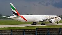 Boeing 777-31H/ER - A6-ECY -
