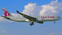 Airbus A330-203 - A7-ACA -