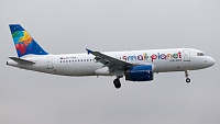 Airbus A320-232 - SP-HAB -